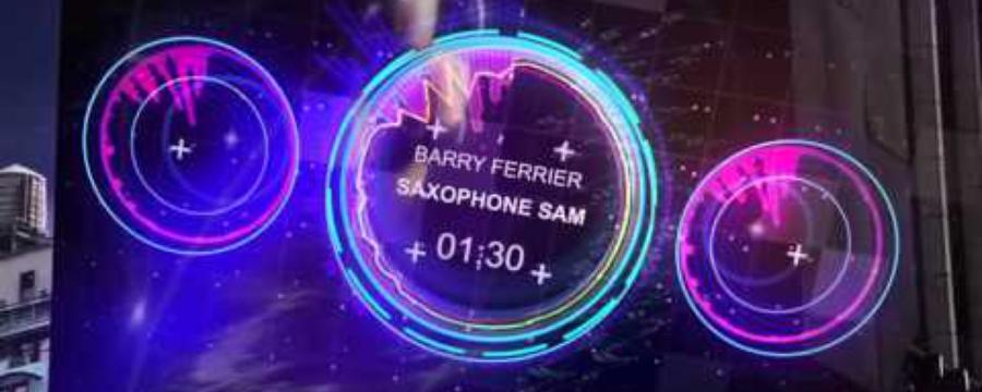 Saxaphone Sam